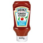 Heinz Tomato Ketchup No Added Sugar & Salt