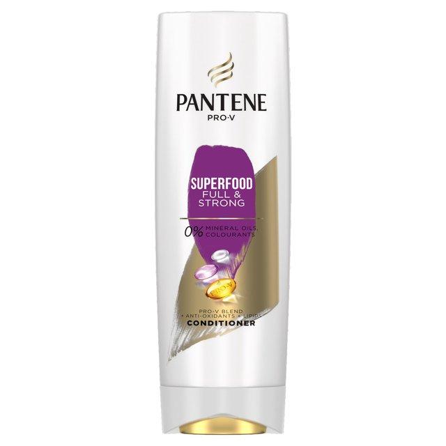 Pantene Pro V Superfood Hair Conditioner For Weak Thin Hair Morrisons