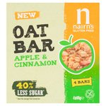 Nairns Oat Bar Apple & Cinnamon Bars