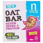 Nairns Oat Bar Mixed Seeds & Protein Bars