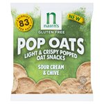 Nairns Pop Oats Sour Cream & Chive