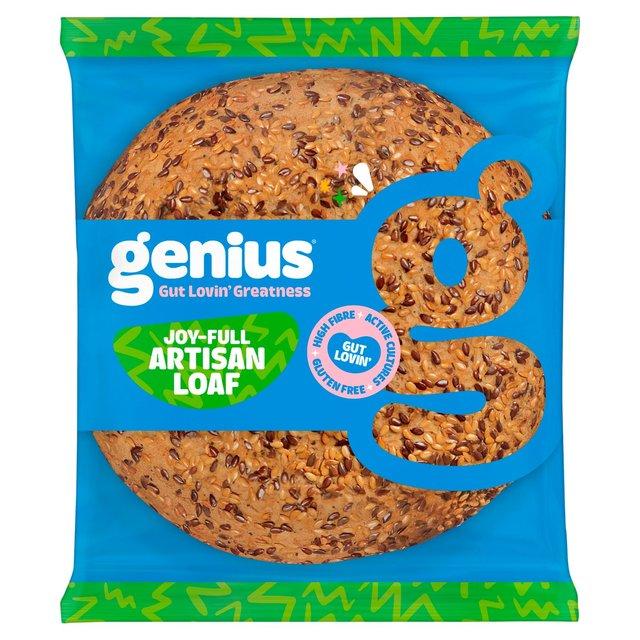 Genius Gluten Free Fibre Fest Cob