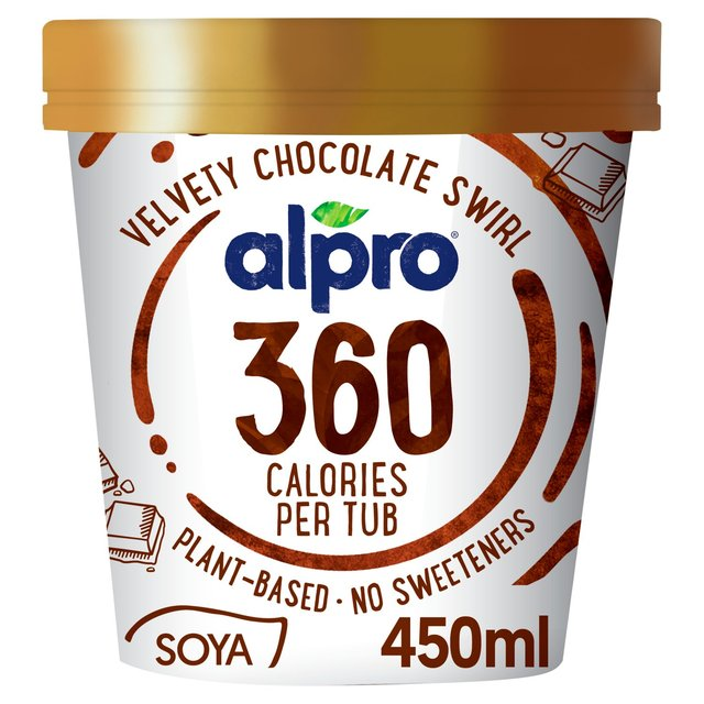 Morrisons Alpro Velvety Chocolate Swirl 450mlproduct
