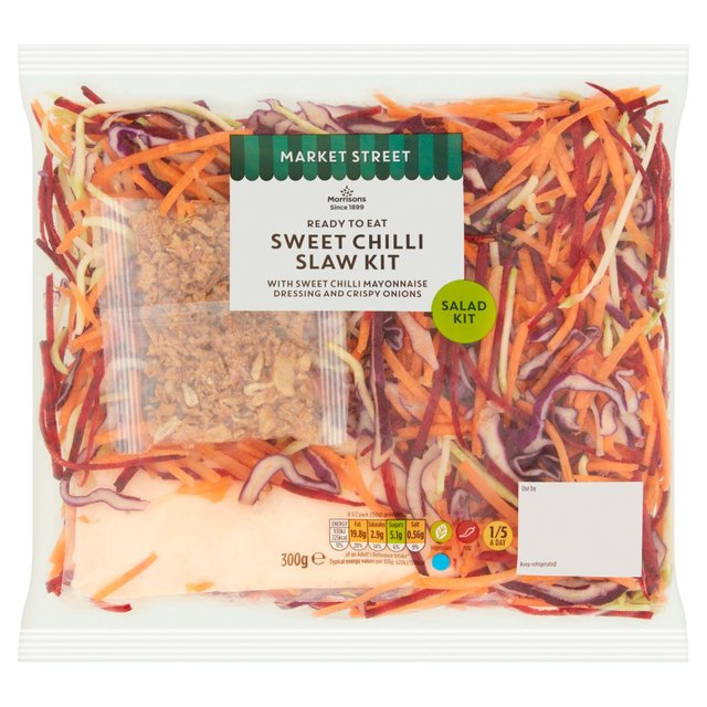 Morrisons Sweet Chilli Slaw Kit
