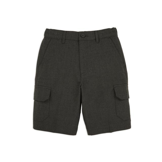 Nutmeg Charcoal Cargo Shorts