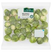 Morrisons Brussel Sprouts