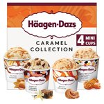 Haagen - Dazs Caramel Collection Mini Cups