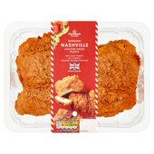 Morrisons Nashville Hot Thigh Fillets