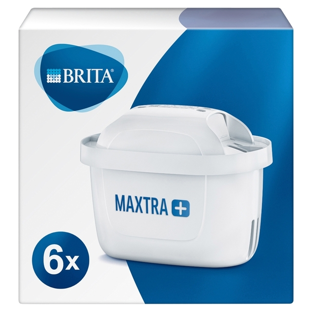 Brita 6 X Maxtra+ Universal Filter Cartridge