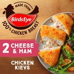 Birds Eye 2 Cheese & Ham Saucy Chicken