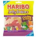 Haribo Jelly Babies Double Trouble