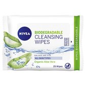 Nivea Bio-Degradable Cleansing Wipes