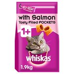 Whiskas 1+ Years With Salmon