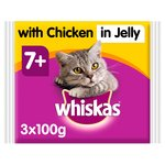 Whiskas 7+ Years With Chicken In Jelly