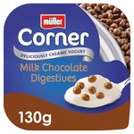 Muller Corner Chocolate Digestive Yogurt