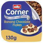 Muller Corner Banana Chocoflake Yogurt