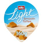 Muller Light Toffee Yogurt