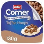 Muller Corner Toffee Chocohoops Yogurt