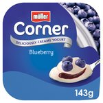 Muller Corner Blueberry Yogurt