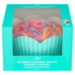 Morrisons Rainbow Surprise Giant Cupcake Celebration Cake