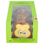 Morris the Caterpillar Celebration Cake