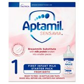Aptamil Sensavia First Infant Milk Starter Pack