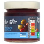 Morrisons The Best Mixed Greek Olives