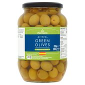 Morrisons Pitted Green Olives In Brine