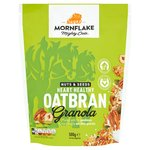 Mornflake Nuts & Seeds Heart Healthy Oatbran Granola