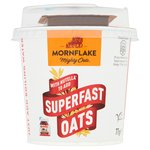 Mornflake Superfast Oats With Nutella To Add