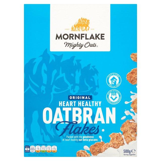 Mornflake Original Heart Healthy Oatbran Flakes