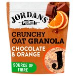 Jordans Crunchy Oat Granola Chocolate Orange