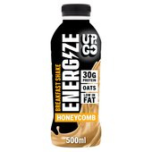 Up & Go Energize Protein Breakfast Drink Honeycomb