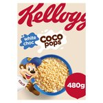 Kellogg's Coco Pops White Chocolate