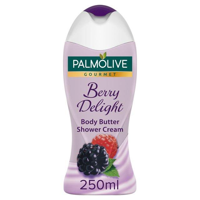 Palmolive Gourmet Berry Delight Body Butter Shower Gel