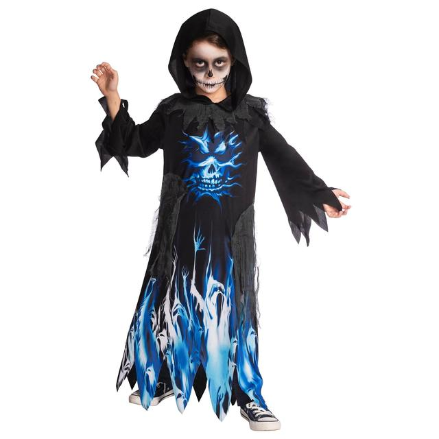 BOYS GRIM REAPER COSTUME AGE 11-12 YEARS