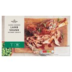 Morrisons Slow Cooked Lamb Shank With Mint Gravy