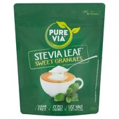 Pure Via Stevia Leaf Sweet Granules