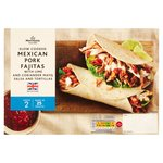 Morrisons Slow Cooked Mexican Pork Fajitas