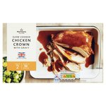 Morrisons Slow Cooked Chicken Crown In Gravy