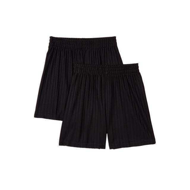 Nutmeg Football Shorts 2 Pack 3 - 4 Years  021290