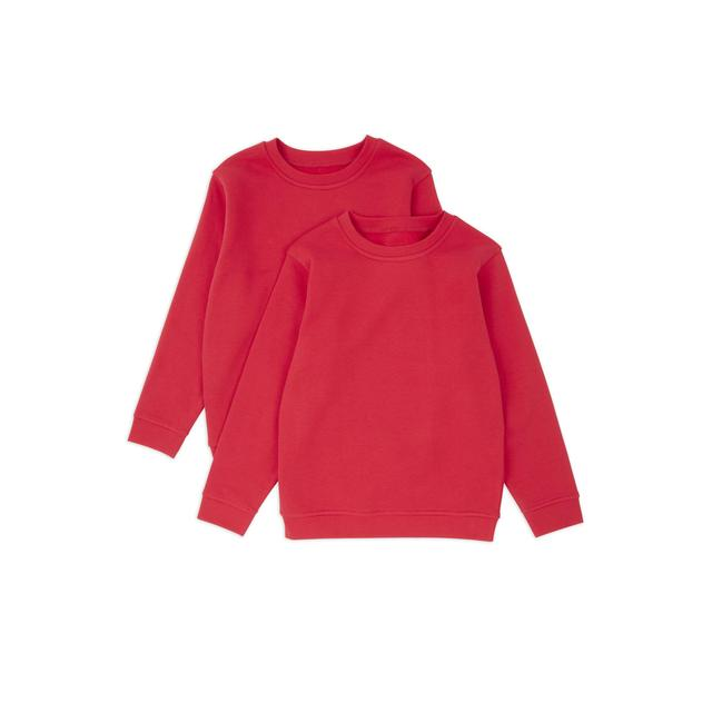Nutmeg Red Sweatshirts