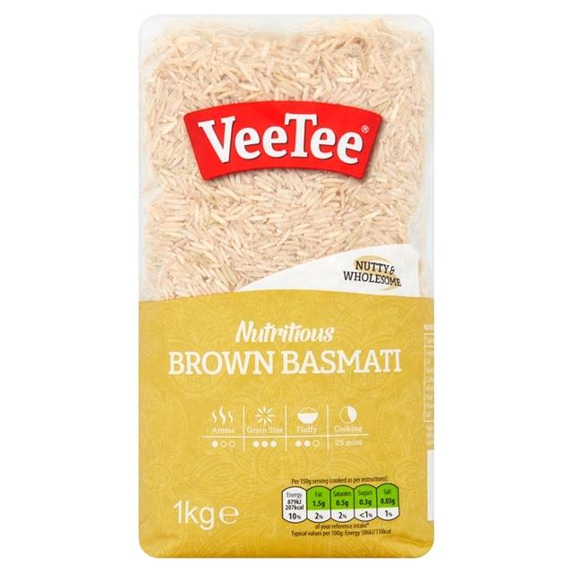 Veetee Nutritious Brown Basmati