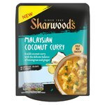 Sharwood'S Malaysian Coconut Curry