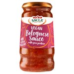 Sacla Vegan Bolognese Sauce With Pea Protein
