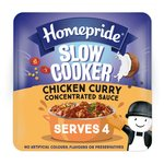 Homepride Slow Cook Curry