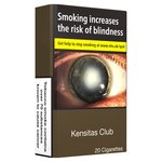 Kensitas Club Cigarettes