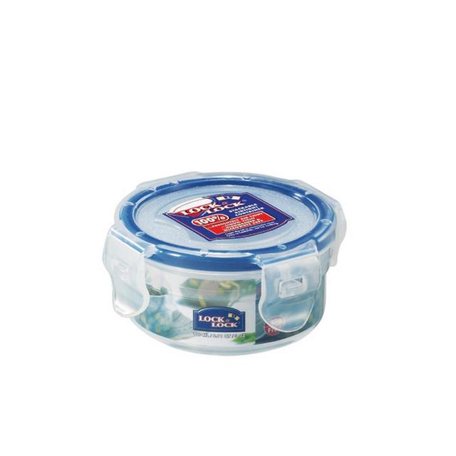 Lock & Lock Air Tight Round Plastic Container 100ml