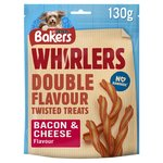 Purina Bakers Whirlers Bacon &Cheese Flavour