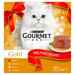 Purina Gourmet Gold Melting Heart Meat & Fish
